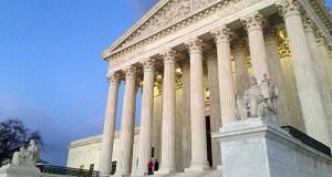 The Supreme Court building in Washington, D.C. (AP file photo)