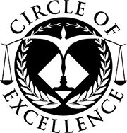 Matt Benda is a  Circle of Excellence  Attorney of the Year.