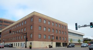 The biggest of the four projects cited in RTL Construction's lawsuit was a remodel of the Anoka County Courthouse. (Submitted photo: Anoka County)