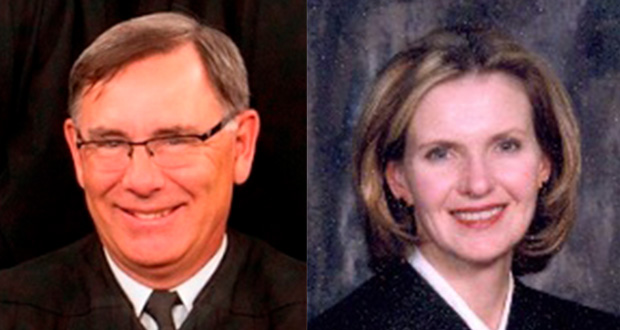 Judge Mark A. Munger, Judge Renee L. Worke