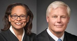 Justice Natalie Hudson, Justice Paul Thissen