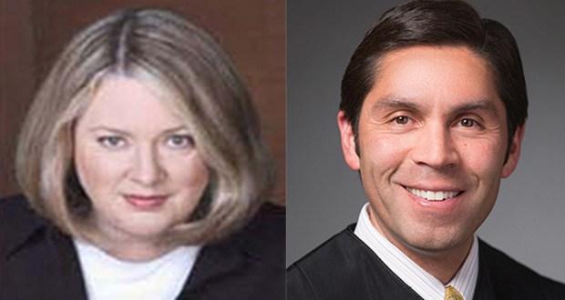 Barbara J. Gislason, Judge Peter M. Reyes Jr.