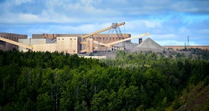 In this 2014 photo, the Minntac taconite mine plant in Mountain Iron, Minnesota, is pictured. (AP file photo)