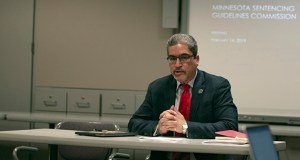 """""""It could be a very uncomfortable conversation,"""" House Public Safety Chair Carlos Mariani says of the """"Race and the Law"""" forum. """"But we have to have it."""" (File photo: Kevin Featherly)"""