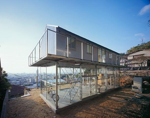 Yo Shimada's House in Rokko