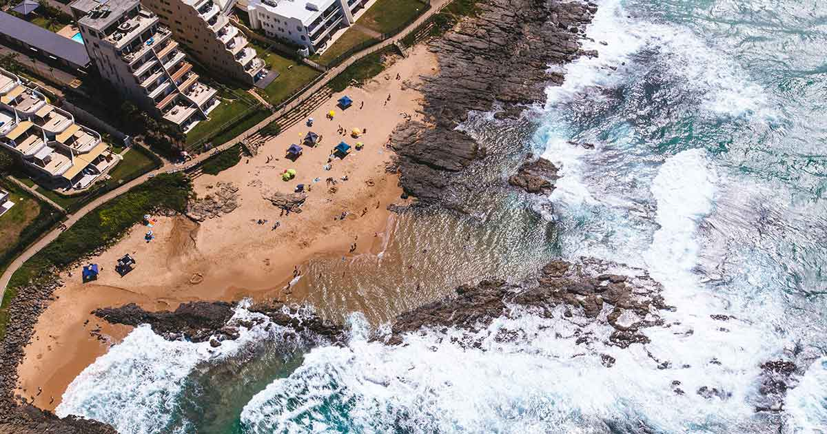 MF Proposal: Prayer Sites On The KZN Coastline For Cultural Practices