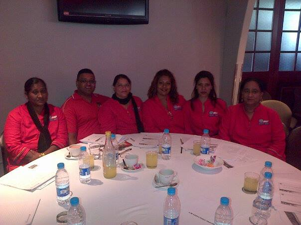 PMB MF Members At An IEC workshop On Local Govt Election 2016