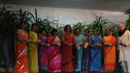 Asherville Family Club Cultural show with Hon. Rajbansi