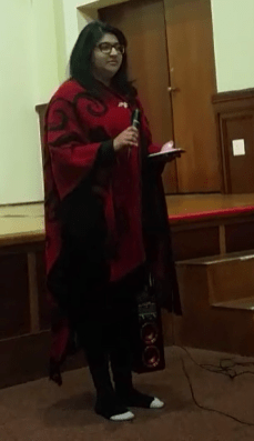 MF NEC Member Priyanka Nunkumar was a keynote speaker at the Vara Lakshmi Vratam Maha Satsangh event which was held at the Howard College Campus (UKZN) on the 24 August 2018
