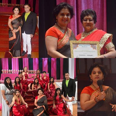 Minority Front Leader, Hon Shameen Thakur-Rajbansi was guest of honour at the 13th Mystical Bollywood Night that is held annually by Roshan Singh Productions. This production is held to promote and encourage women leaders of the community. Hon Shameen Thakur-Rajbansi spoke passionately about women's rights and how women and youth are the future of this country. The Minority Front will always support women and their rights.