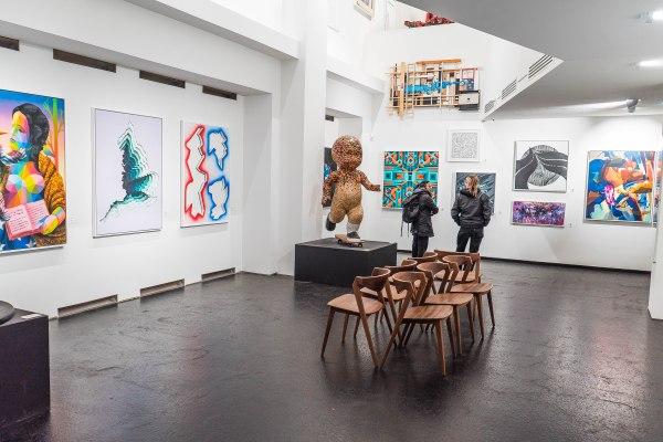 Urban Art Galleries