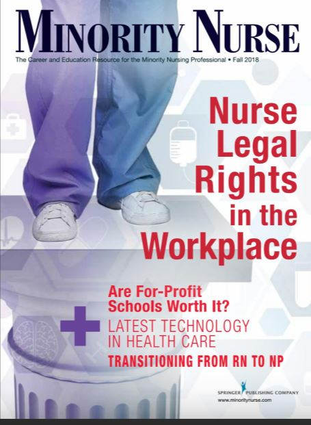 Issue Archive  Minority Nurse Magazine