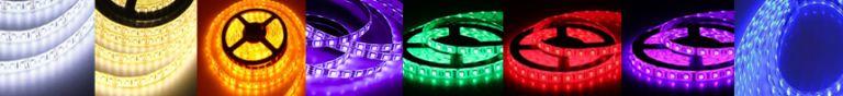 LED 아크릴 색상