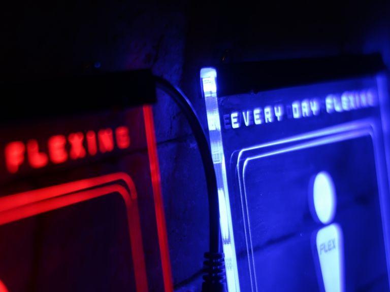 아크릴LED사인 053 LED아크릴사인 아크릴네온사인 아크릴LED LED사인 LED아크릴