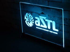 실내사인 방송용사인 스타리그 ASL 09 유튜브방송 LED사인 아크릴LED사인 아크릴LED간판