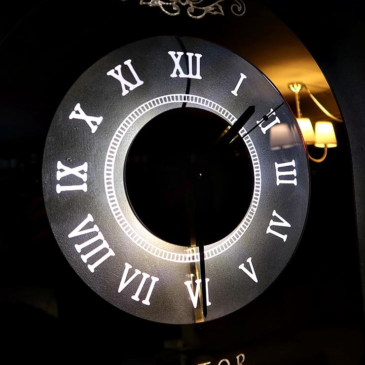 괘종시계 조명 LED 벽시계 003 실내조명 시계 특이한시계 디자인시계 시계선물