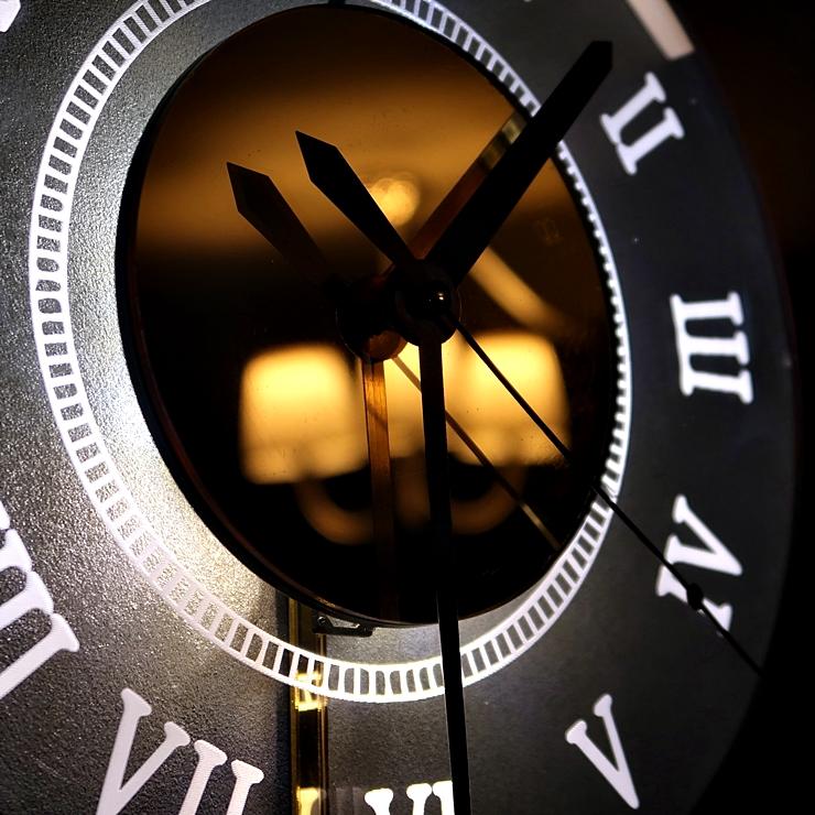 괘종시계 조명 LED 벽시계 004 실내조명 시계 특이한시계 디자인시계 시계선물