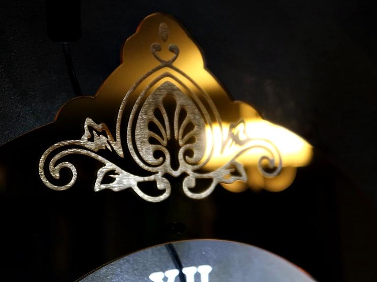 괘종시계 조명 LED 벽시계 005 실내조명 시계 특이한시계 디자인시계 시계선물