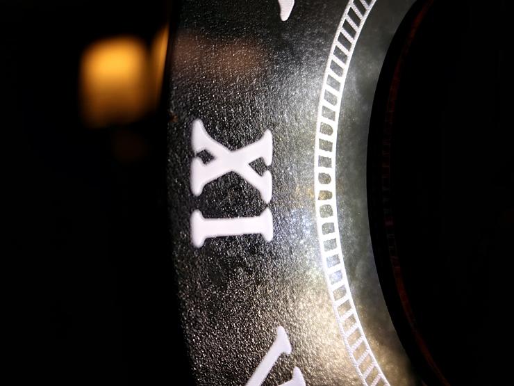 괘종시계 조명 LED 벽시계 009 실내조명 시계 특이한시계 디자인시계 시계선물