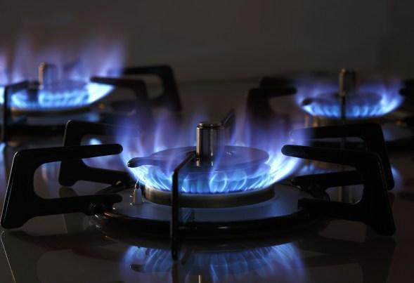 ガス イメージ、ガスコンロ