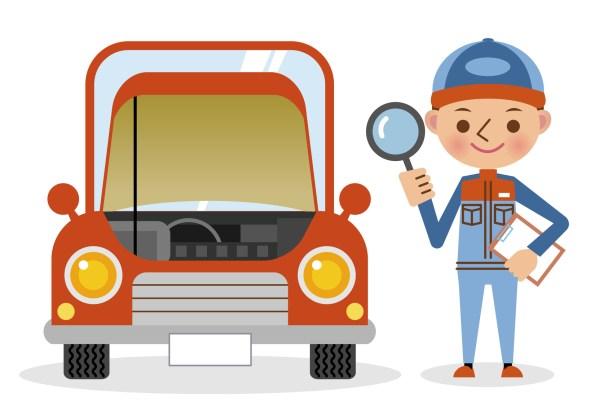 車検 自動車整備士の点検