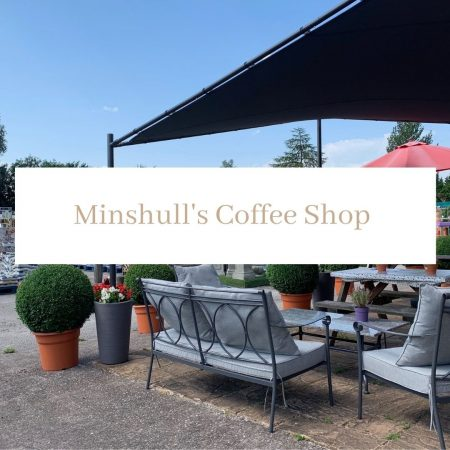 Minshull's Coffee Shop Menu