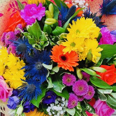 FLOWERS (DELIVERY UPTO 12 MILES).
