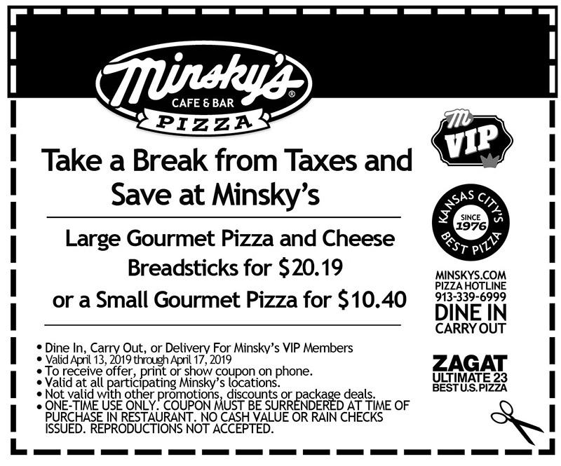 tax break coupon 2019