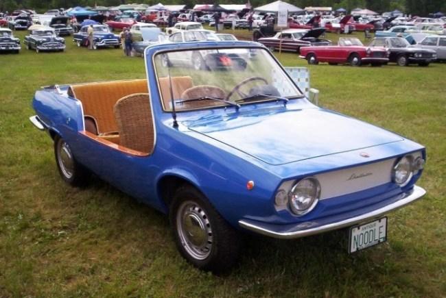 FIAT 850 Shellette