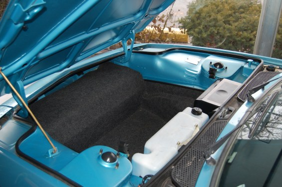 FIAT X 1 9 Frontr Trunk