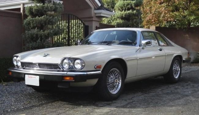 Jaguar XKS V12