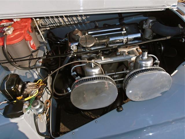 Morgan Engine