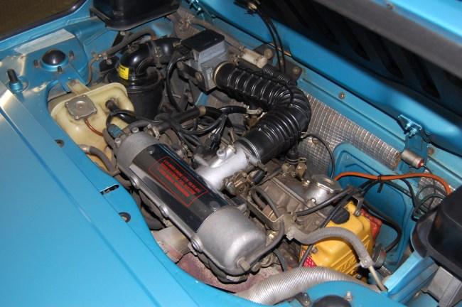 Bertone X1/9