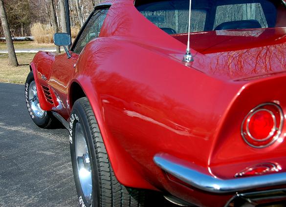 '70 Corvette LS5