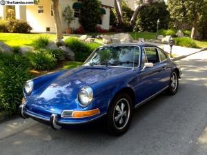 72 Porsche 911 fr