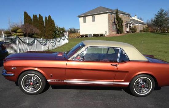 Mustang Hi-performance