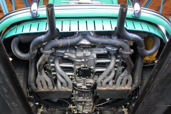 Porsche 356A Outlaw  bot