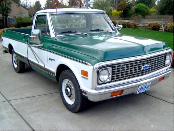 Chevrolet C20 pickup