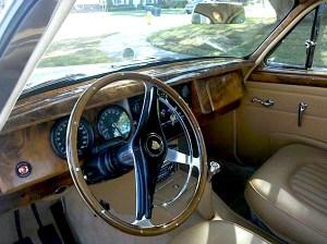 Jaguar MKII  in