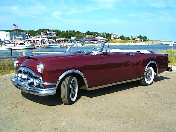 Packard Carribean