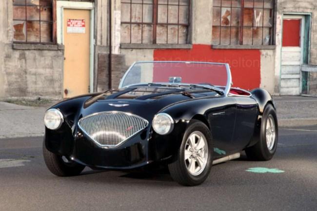 1955 Austin Healey 100-4