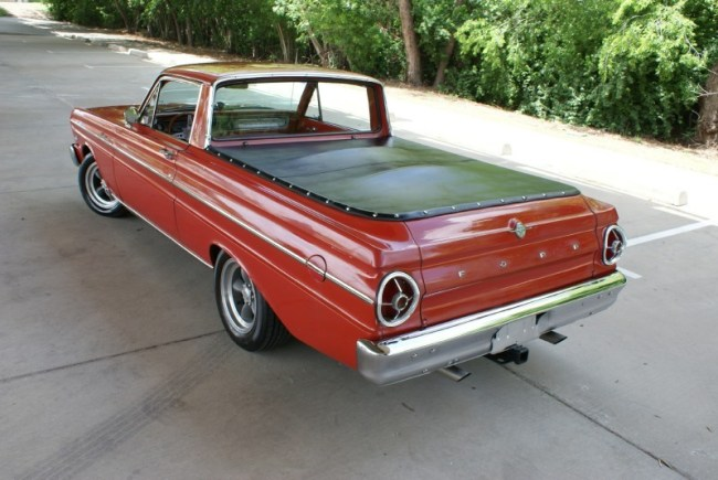 65 Ford Ranchero