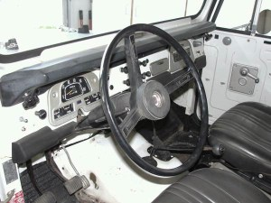 73 Toyota land Cruiser FJ40