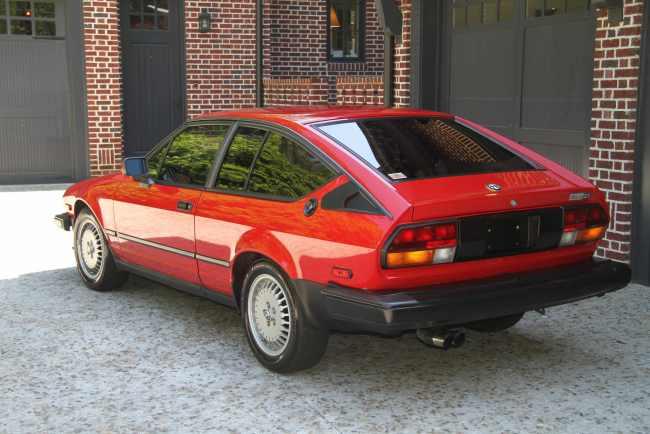 86 Alfa Romeo GTV6