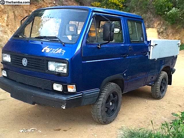 89 VW Trisatr Syncro