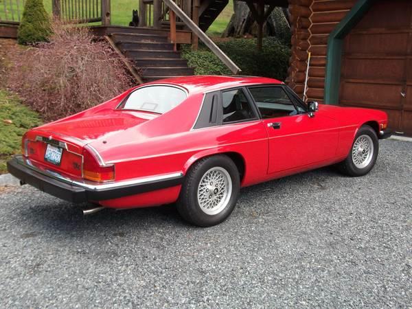 90 Jaguar XJS Coupe