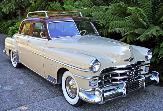 Chrysler Traveler 1950