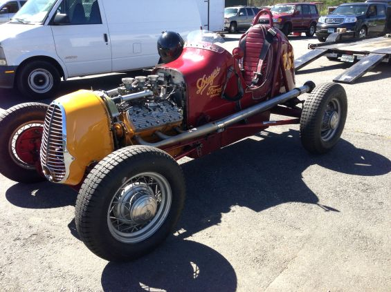 Ford Flat-Head Special