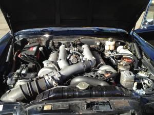 MB 600 Engine