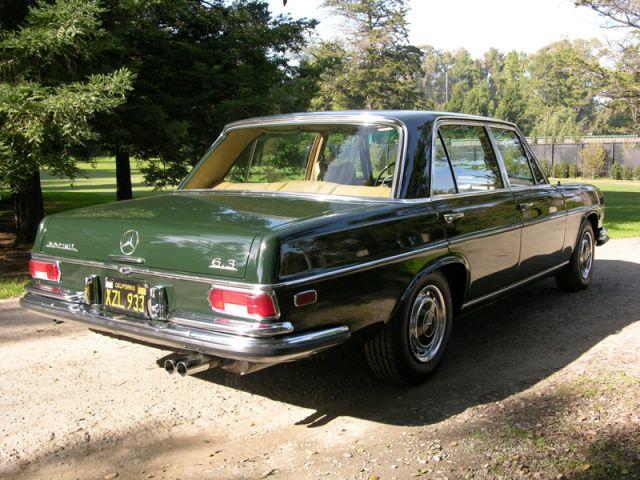 Mercedes Benz 6.3